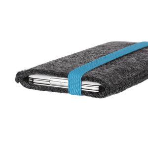 Handyhülle COIMBRA für Shift Phone - VEGAN - Filz Schutz Tasche - flat.design
