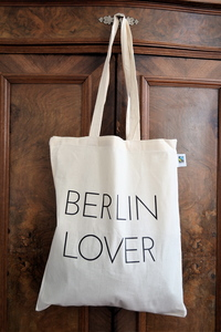 Stoffbeutel Berlin Lover - Crystal and Sage