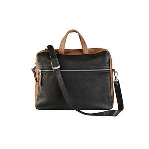 Messenger Bag aus Rhabarberleder - deepmello