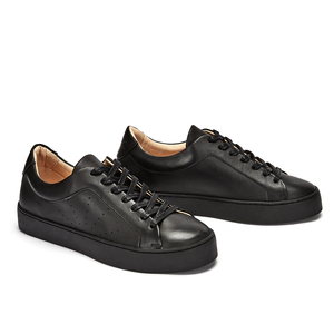 Laced Sneaker #boi black star - NINE TO FIVE