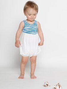 """Baby Strampler aus Eukalyptus Faser """"Soffi"""" - CORA happywear"""