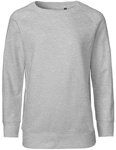 Kinder Sweatshirt Sweater Pulli Pullover - Neutral