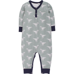 Baby-Strampler Dino - Fred's World by Green Cotton