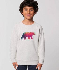 Sweatshirt mit Motiv / Polarbear - Kultgut