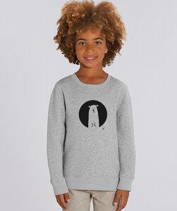 Sweatshirt mit Motiv / Icebear - Kultgut