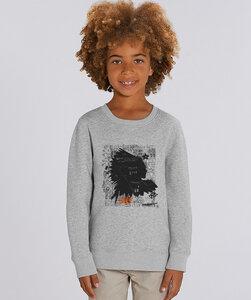 Sweatshirt mit Motiv / Häuptling - Kultgut