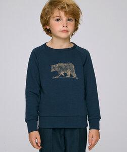 Sweatshirt mit Motiv / Golden Bear - Kultgut