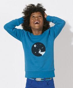 Sweatshirt mit Motiv / Eine Kugel Erde - Kultgut