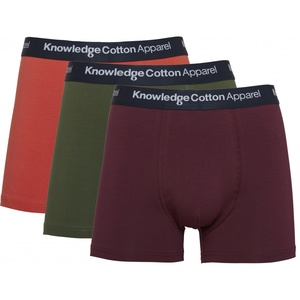 3er Pack Boxershorts - MAPLE - KnowledgeCotton Apparel