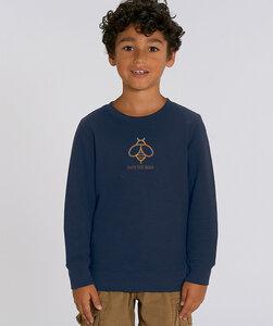 Sweatshirt mit Motiv / Save the Bees - Kultgut