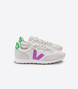 Sneaker Damen - Rio Branco Hexamesh - Gravel Ultraviolet Granny - Veja
