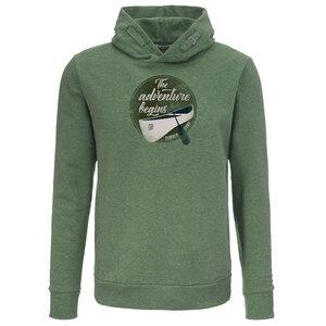 Hooded Sweater Star Nature Adventure - GreenBomb