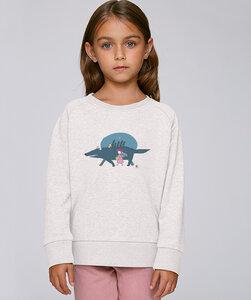 Sweatshirt mit Motiv / Roteskäppchen - Kultgut