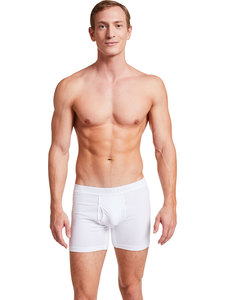 """Boxer Brief """"Classy Claus"""" White - VATTER"""