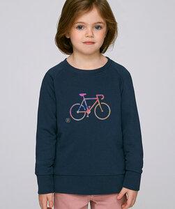 Sweatshirt mit Motiv / COLORFUL BIKE - Kultgut