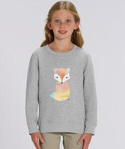 Sweatshirt mit Motiv / Volpe - Kultgut