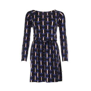 Tencel Kleid - Dress magnolia arrow  - OY-DI
