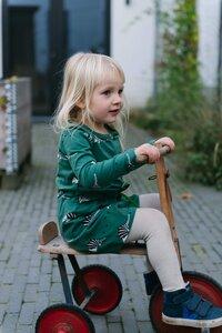 Kleid Gürteltier - Dress floor armadillo jersey cotton  - Onnolulu