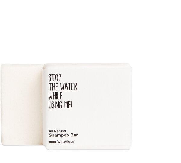 All Natural Waterless Shampoo Bar - Festes Shampoo