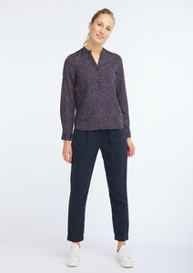 Lyocell Blouse #CITYLIGHTS - recolution
