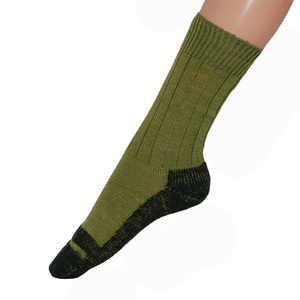 Damen / Herren Trekking Socke - hirsch natur