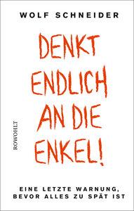 Denkt endlich an die Enkel! - Rowohlt Verlag