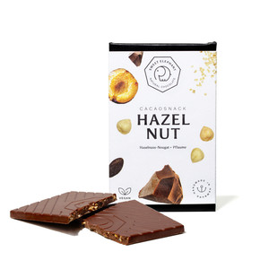 Schokoladen-Snack Hazel Nut - Sweet Elephant