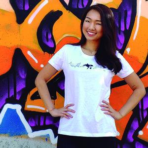 Damen T-Shirt - Wale - Barquito