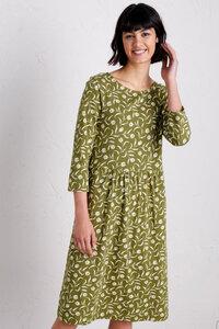 Kleid mit Blümchen - Guelder Rose Dress - Garden Tulip Creek - Seasalt Cornwall