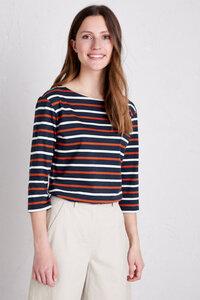 Shirt 3/4 Arm - Sailor Top - Seasalt Cornwall