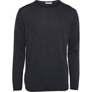 FORREST O-Neck Tencel Knit Pullover - KnowledgeCotton Apparel