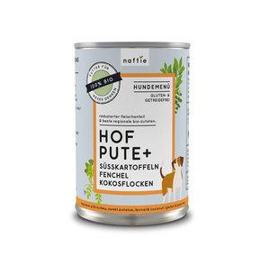BIO HOF PUTE+ Nassfutter-Menü - naftie