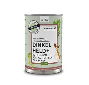 BIO DINKEL HELD+ veganes Nassfutter-Menü - naftie