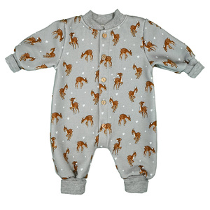 Kuscheliger Baby-Overall im Bambi-Look (55710) - carl&lina
