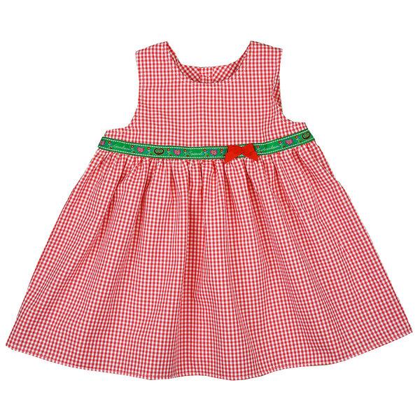 Superschönes Kleid (Blau-weiß/rot-weiß) Ohne Arm Mit Rüschung (54451)