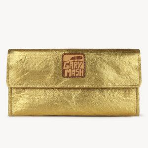 Geldbörse aus Piñatex® Ananasleder und Kork - Gary Mash