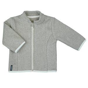 Weiche Jacke mit Stehkragen für kleine Racker (553111) - carl&lina