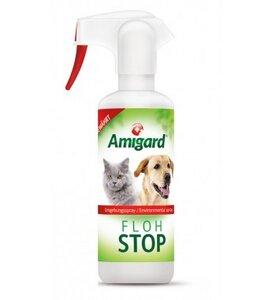 FLOH-STOP Umgebungsspray für Hunde & Katzen, 250ml - Amigard