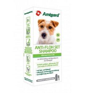 ANTI-FLOH SET für Hunde - Amigard