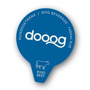 Hundegetränk für Unterwegs, 3er-Packung - Dooog