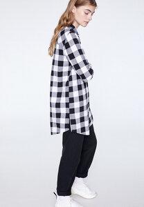 CHRISTINE BIG CHECK - Damen Hemdkleid aus Bio-Baumwolle - ARMEDANGELS