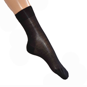 Damen Sommer Socke - hirsch natur