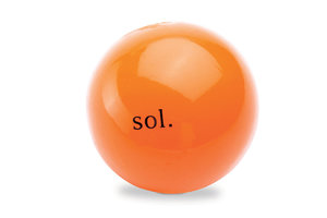 Sehr robuster Hundeball SOL - Planet Dog