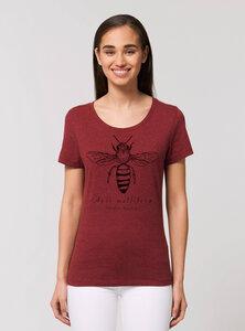 faircato Frauen T-Shirt Apis mellifera - faircato