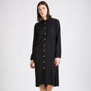 Hemdblusenkleid DEMI aus Tencel ® - stoffbruch