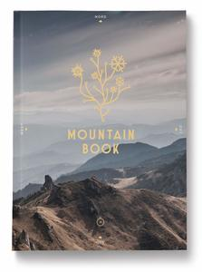 Mountain Book - Analog living