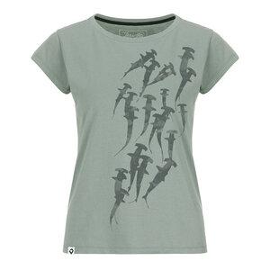 Hammerhead Swarm Damen T-Shirt - Lexi&Bö