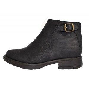 Black Cork Chelsea-Boot - Korkstyle-Art