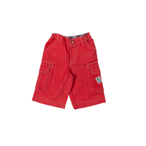 Combat Shorts Washed red - Frugi