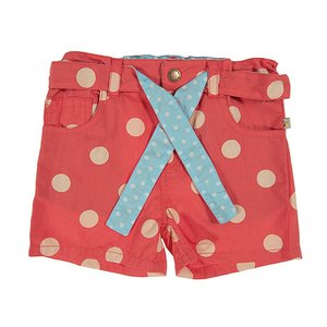 Polka Dot Shorts - Frugi
